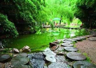 【速来围观】周末踏青游推介第一站∶竹泉村